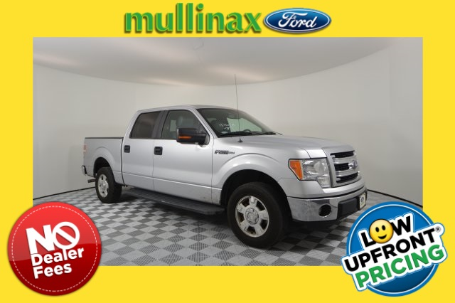 2013 F-150 SuperCrew Cab 4x2,  Pickup #E84432 - photo 1