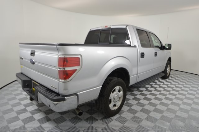 2013 F-150 SuperCrew Cab 4x2,  Pickup #E84432 - photo 2