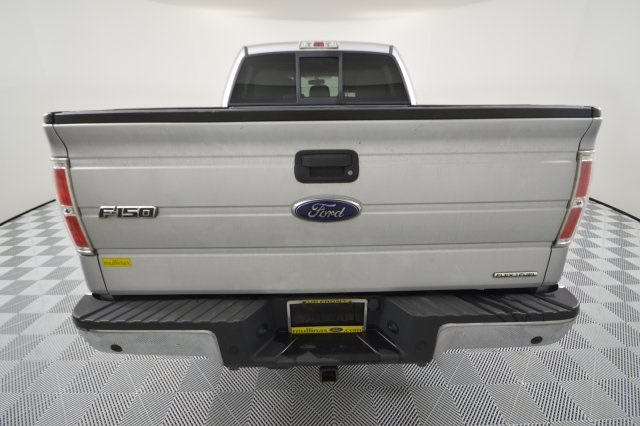 2013 F-150 SuperCrew Cab 4x2,  Pickup #E84432 - photo 4