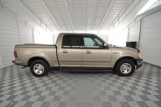 2001 F-150 SuperCrew Cab, Pickup #E89359 - photo 4