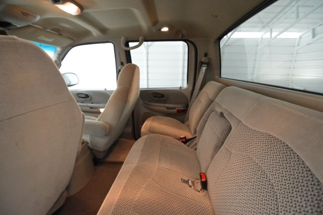 2001 F-150 SuperCrew Cab, Pickup #E89359 - photo 12