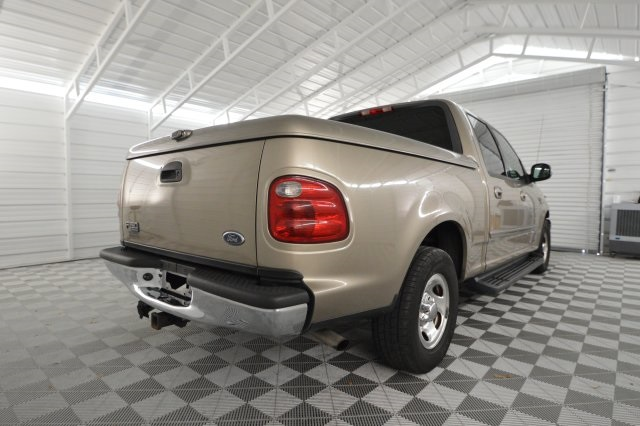 2001 F-150 SuperCrew Cab, Pickup #E89359 - photo 2