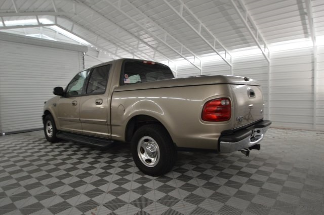 2001 F-150 SuperCrew Cab, Pickup #E89359 - photo 8