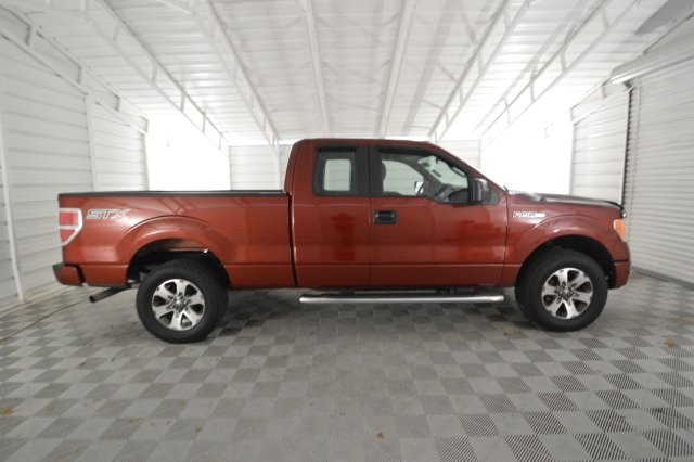 2014 F-150 Super Cab 4x4,  Pickup #F00707F - photo 3