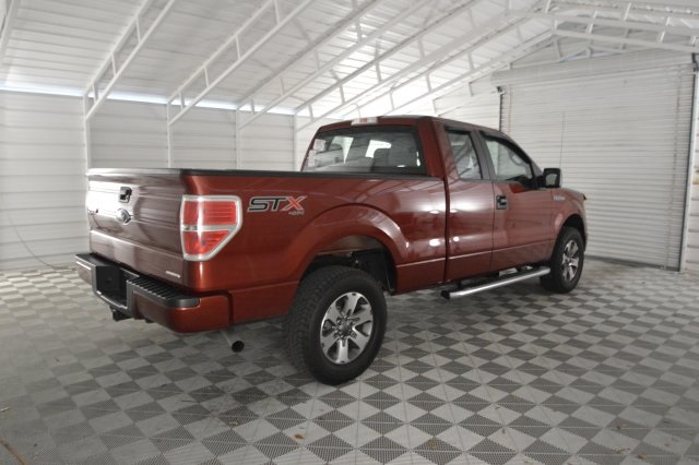 2014 F-150 Super Cab 4x4,  Pickup #F00707F - photo 2