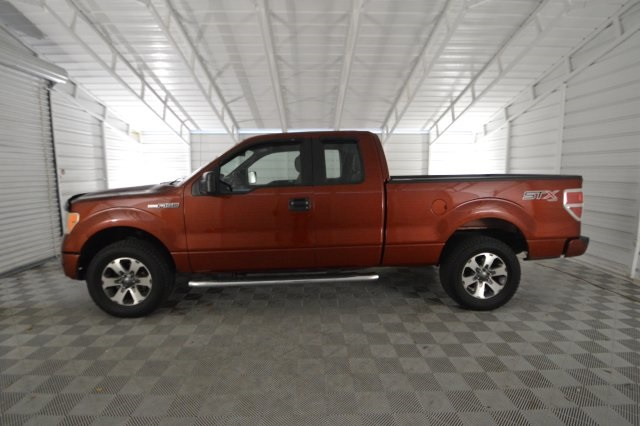 2014 F-150 Super Cab 4x4,  Pickup #F00707F - photo 8