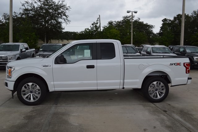 2018 F-150 Super Cab Pickup #FA35161 - photo 4