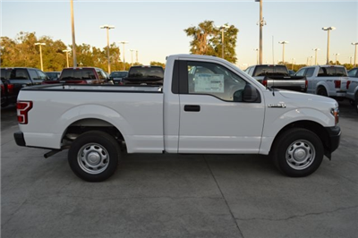 2018 F-150 Regular Cab, Pickup #FA48172 - photo 3