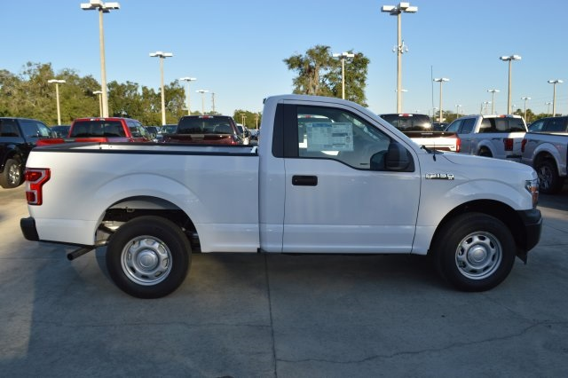 2018 F-150 Regular Cab,  Pickup #FA57360 - photo 3