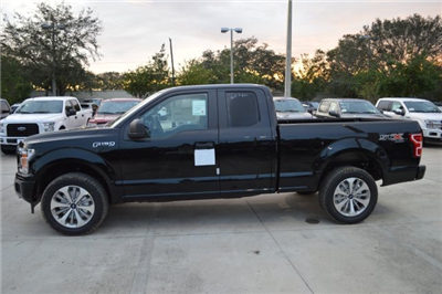 2018 F-150 Super Cab 4x4 Pickup #FA57380 - photo 4