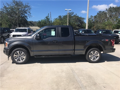 2018 F-150 Super Cab Pickup #FA69436 - photo 4