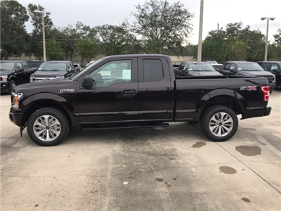 2018 F-150 Super Cab 4x2,  Pickup #FA76952 - photo 4