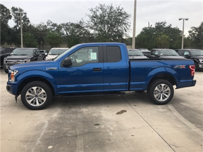 2018 F-150 Super Cab Pickup #FA76953 - photo 4