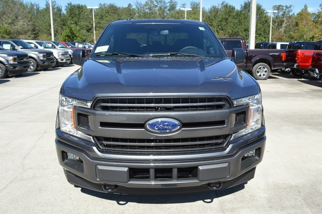 2018 F-150 Crew Cab 4x4 Pickup #FB02407 - photo 6