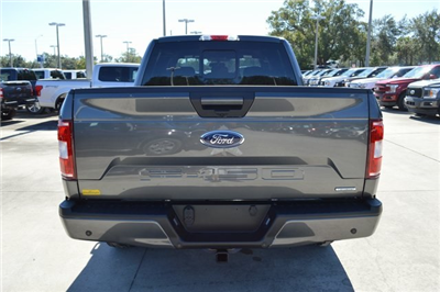 2018 F-150 Crew Cab 4x4 Pickup #FB02407 - photo 2