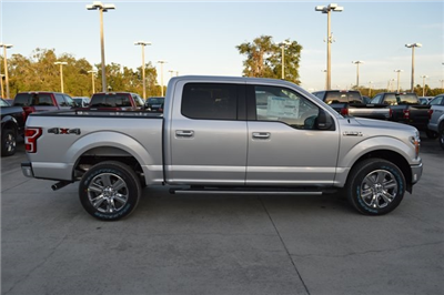2018 F-150 Crew Cab 4x4, Pickup #FB09220 - photo 3