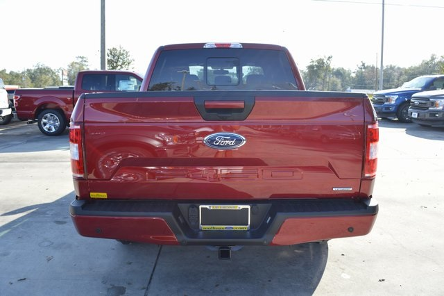 2018 F-150 Crew Cab Pickup #FB22189 - photo 4