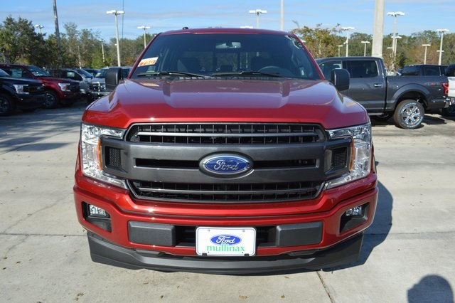 2018 F-150 Crew Cab, Pickup #FB22189 - photo 3