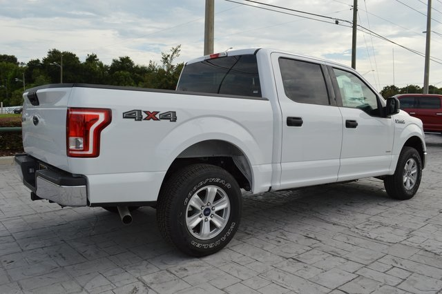 2017 F-150 Crew Cab 4x4, Pickup #FB35223 - photo 2