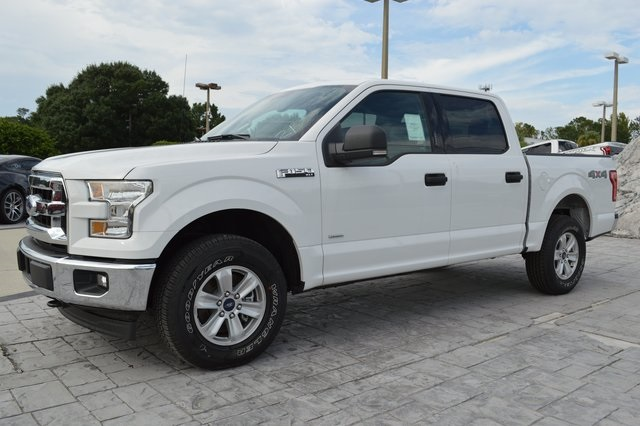 2017 F-150 Crew Cab 4x4 Pickup #FB35223 - photo 7