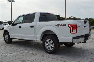 2017 F-150 Crew Cab 4x4, Pickup #FB35223 - photo 5