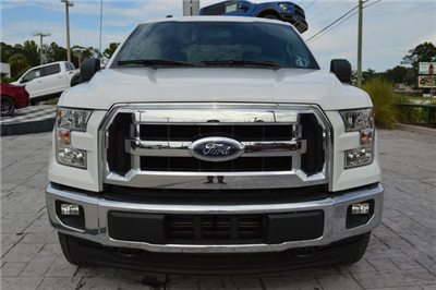2017 F-150 Crew Cab 4x4 Pickup #FB35223 - photo 8