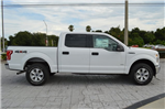 2017 F-150 Crew Cab 4x4, Pickup #FB35223 - photo 3
