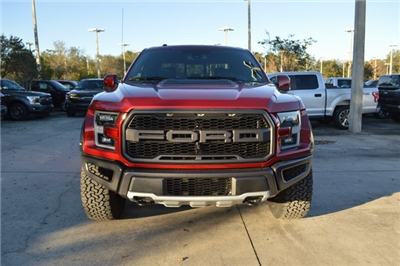 2018 F-150 SuperCrew Cab 4x4,  Pickup #FB39640 - photo 5