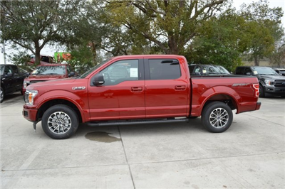 2018 F-150 SuperCrew Cab, Pickup #FB96254 - photo 4