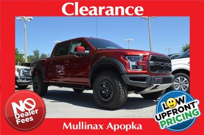 2018 F-150 SuperCrew Cab 4x4,  Pickup #FB96263 - photo 1