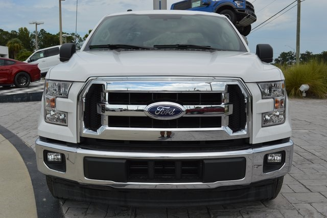 2017 F-150 SuperCrew Cab 4x2,  Pickup #FC06157 - photo 8