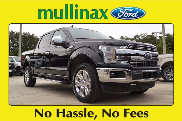 2018 F-150 Crew Cab 4x4, Pickup #FC07147 - photo 6