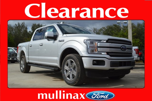 2018 F-150 Crew Cab 4x4, Pickup #FC07155 - photo 1