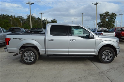 2018 F-150 Crew Cab 4x4, Pickup #FC07155 - photo 3