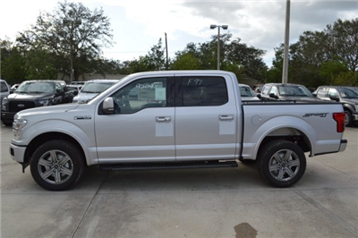 2018 F-150 Crew Cab 4x4, Pickup #FC07155 - photo 4
