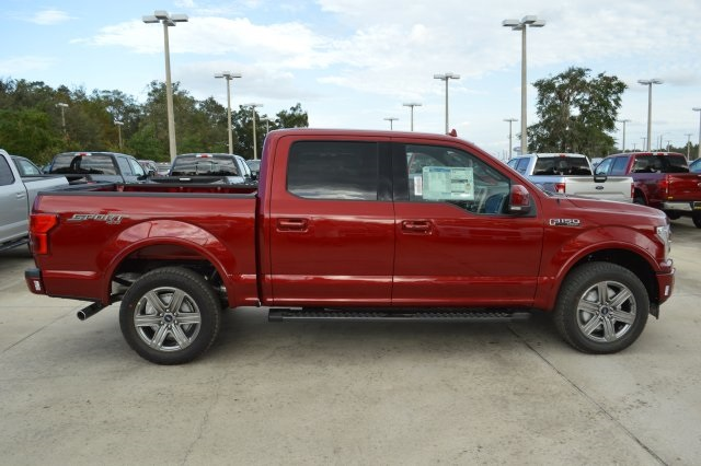2018 F-150 Crew Cab 4x4, Pickup #FC07169 - photo 3