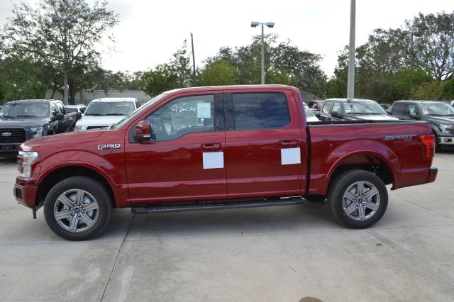 2018 F-150 Crew Cab 4x4, Pickup #FC07169 - photo 4