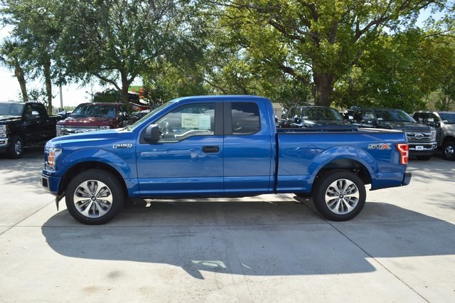2018 F-150 Super Cab 4x2,  Pickup #FC10782 - photo 4