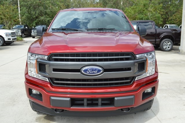 2018 F-150 Crew Cab 4x4 Pickup #FC19250 - photo 5
