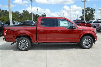 2018 F-150 Crew Cab 4x4 Pickup #FC19250 - photo 3