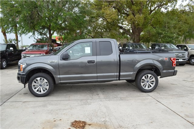 2018 F-150 Super Cab 4x4,  Pickup #FC24096 - photo 4
