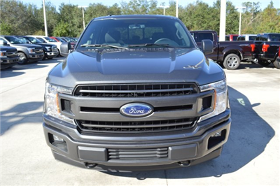 2018 F-150 Crew Cab 4x4 Pickup #FC31233 - photo 5