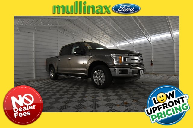 2018 F-150 SuperCrew Cab 4x2,  Pickup #FC39868 - photo 1