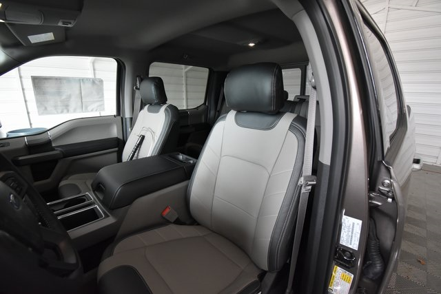 2018 F-150 SuperCrew Cab 4x2,  Pickup #FC39868 - photo 16