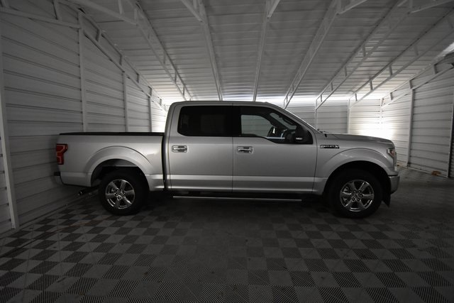 2018 F-150 SuperCrew Cab 4x2,  Pickup #FC39873 - photo 3