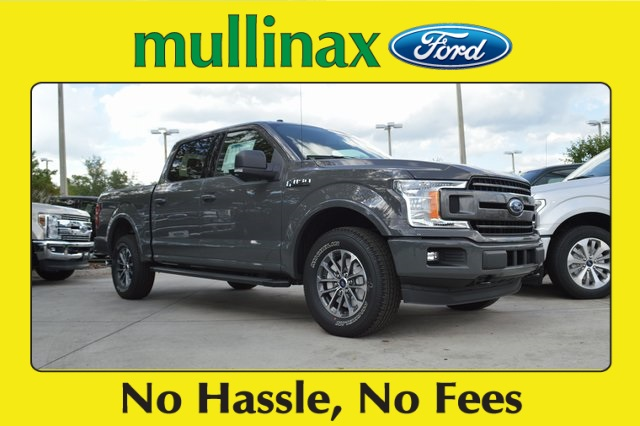 2018 F-150 SuperCrew Cab 4x4, Pickup #FC39885 - photo 1