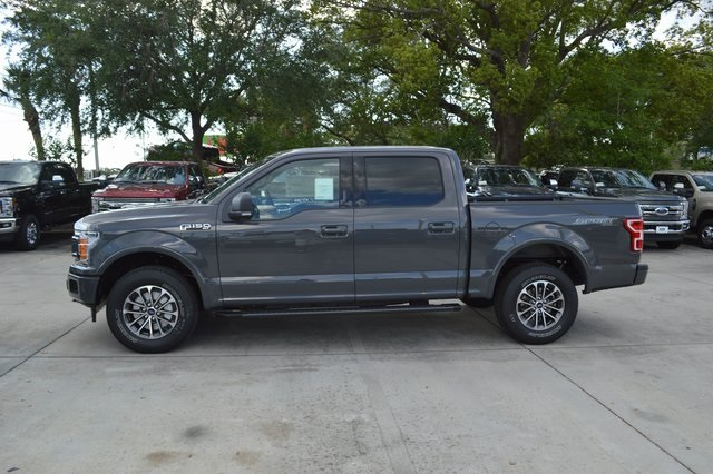 2018 F-150 SuperCrew Cab 4x4, Pickup #FC39885 - photo 4