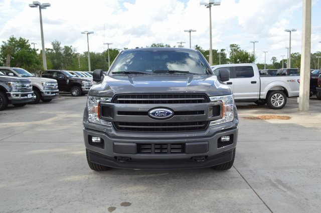 2018 F-150 SuperCrew Cab 4x4, Pickup #FC39885 - photo 5