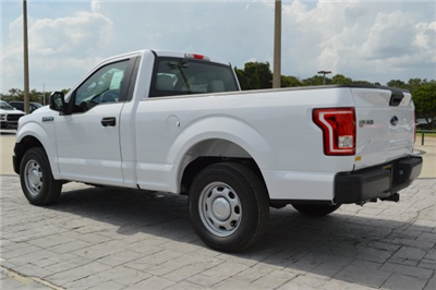 2017 F-150 Regular Cab Pickup #FC56987 - photo 5