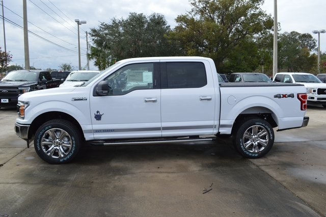 2018 F-150 SuperCrew Cab 4x4, Pickup #FC60522 - photo 7
